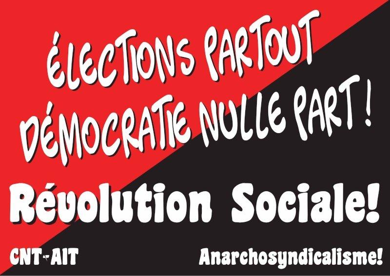 Ne Vote Pas ! Organises-Toi Et Lutte ! affich11
