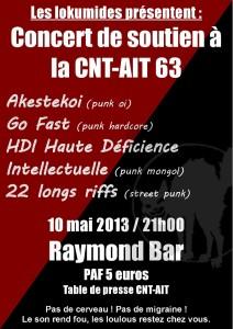 Concert de soutien à la CNT-AIT 63 concertsoutien-212x300