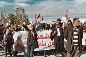 Rencontres Libertaires de mars 2013 : compte-rendu non exhaustif manif-tunisie-300x200